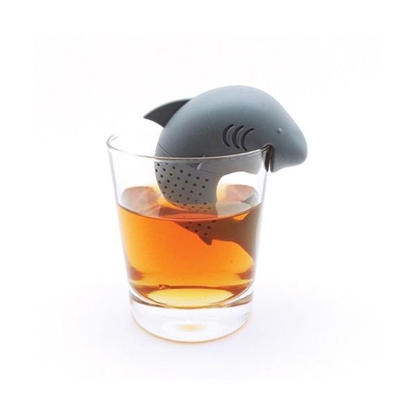 Silicone Shark Tea Infuser