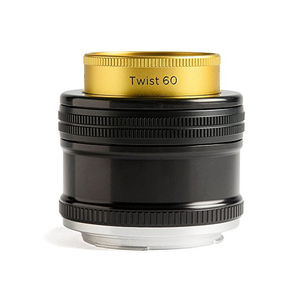 Lensbaby Twist 60 for Canon EF