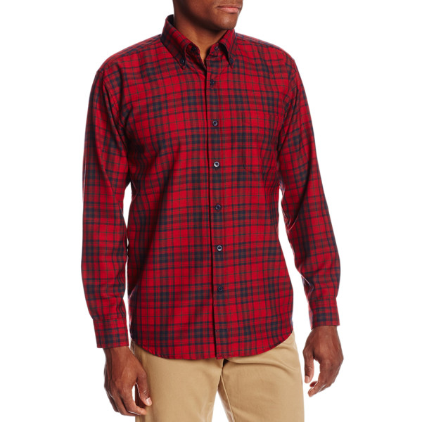 Pendleton Men's Fitted Sir Shirt, Matheson Tartan