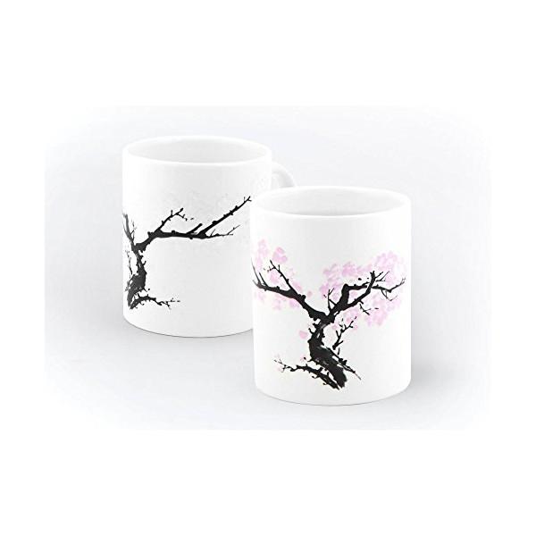 Kikkerland Blossom Morph Mug