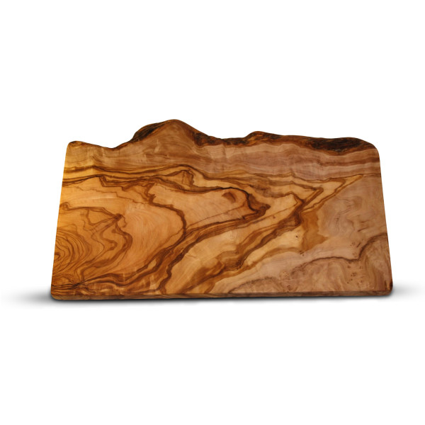 Cucina Priolo Handcrafted Olive Wood Cutting Board - $50 on Amazon