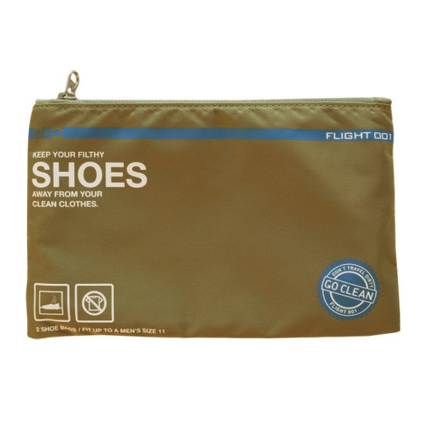 Flight 001 Go Clean Shoes, Olive