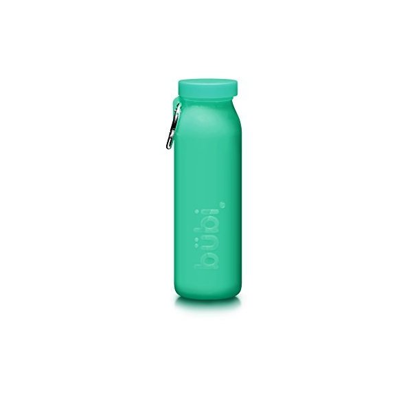 bübi bottle (Teal Silicone Multi-Use Bottle) 22oz