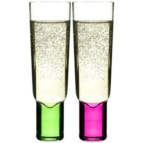 Sagaform Club Champagne Glasses, Set of 2