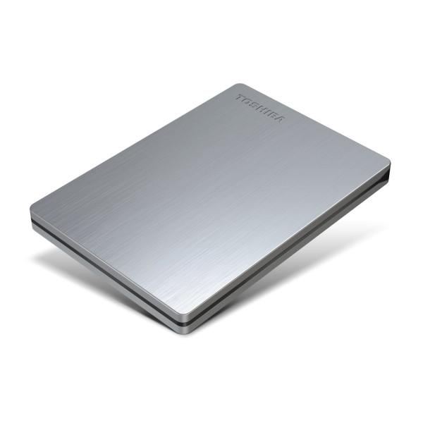Toshiba Canvio 500 GB Slim Portable External Hard Drive