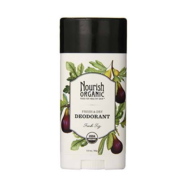 Nourish Organic Deodorant, Fresh Fig, 2.2 Ounce