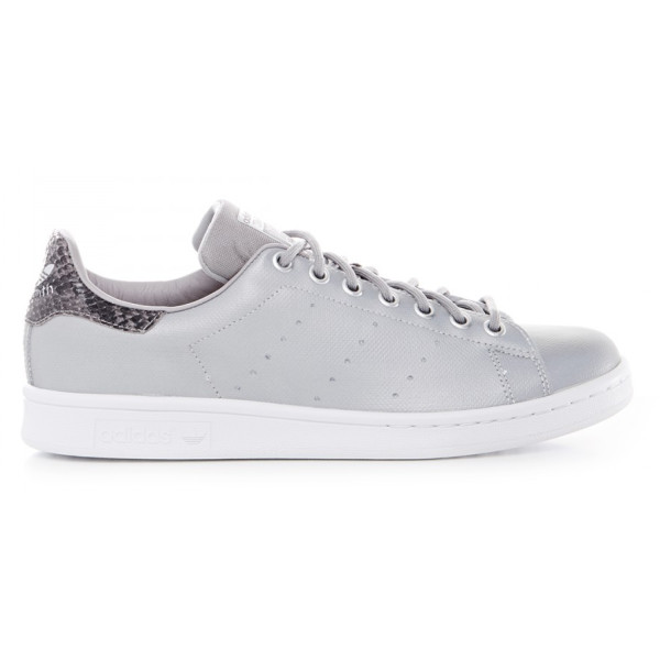 Adidas Stan Smith, Metallic Silver/White