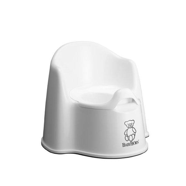 BABYBJORN Potty Chair, White