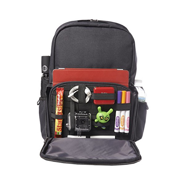 Cocoon Innovations Recess Backpack Fits up to 15-Inch MacBook Pro (MCP3403BK)