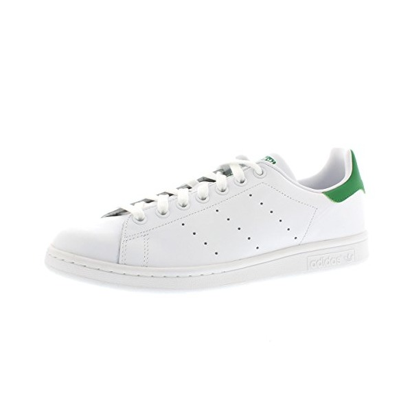 Adidas Men's Stan Smith Originals Runwht/Runwhi/Fairwa Casual Shoe 10 Men US