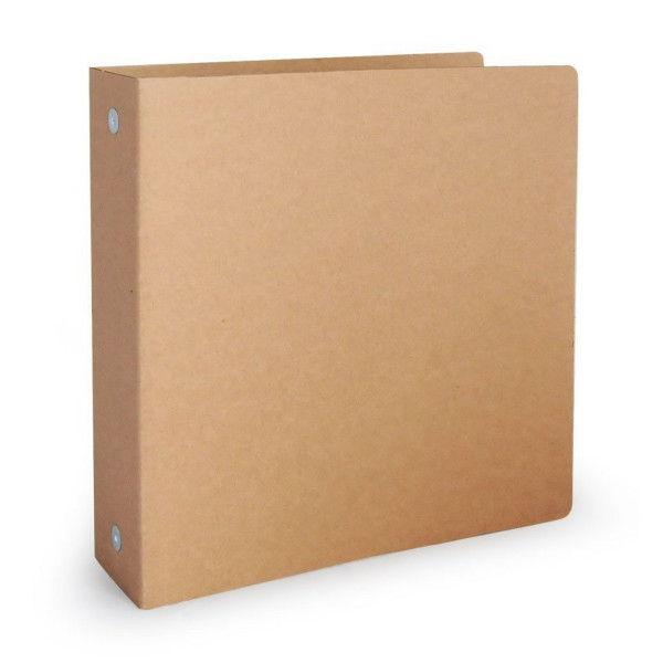 ReBinder Corrugated Recycled Binder, 1.5-Inch