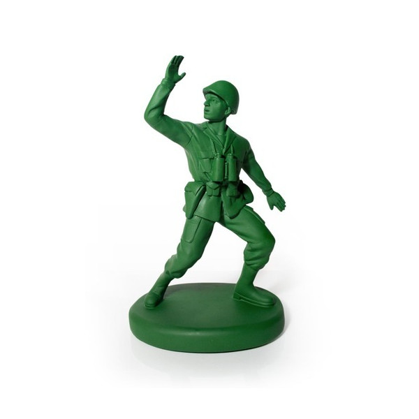 Homeguard Soldier Door Stop (by Suck UK)