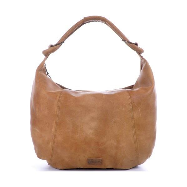 Masquenada Women's Shoulder Bag Brown cognac