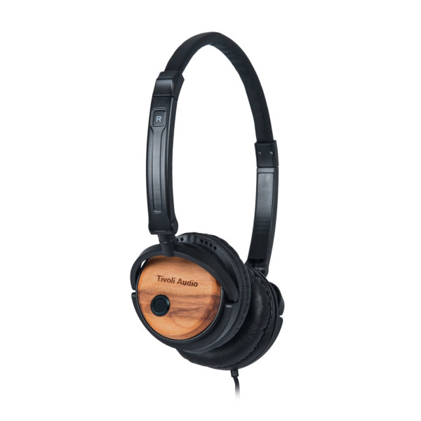 Tivoli Radio Silenz Headphones, Walnut
