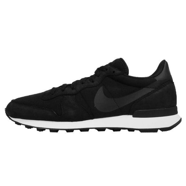 Nike Men's Internationalist TP, TECH FLEECE PACK-BLACK/BLACK-BLACK, 8 M US