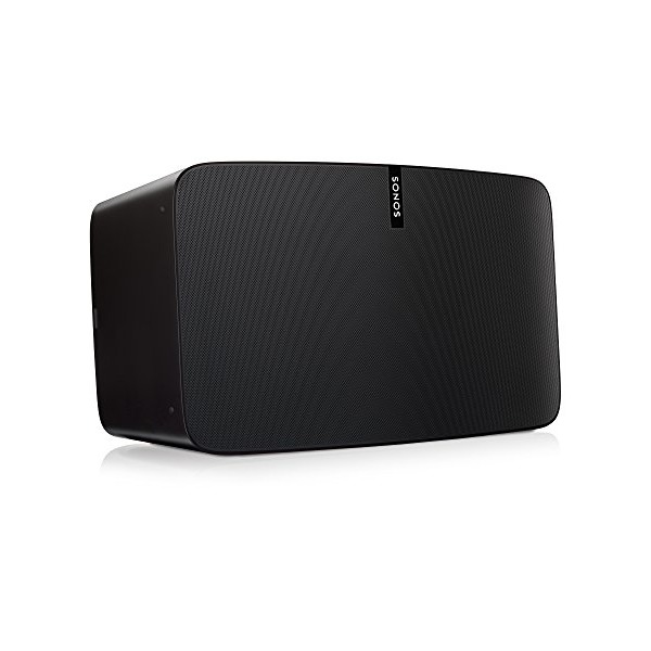 SONOS PLAY:5 - Ultimate Smart Speaker for Streaming Music (Black)