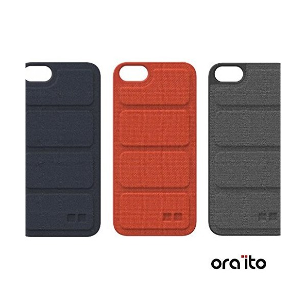 Ora Ito Padding Pattern Tempo Hard Case for iPhone 5S - Blue