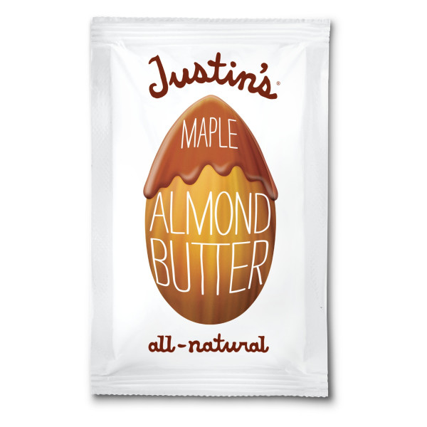 Justin's Maple Almond Butter Squeeze Packs, 10 Count