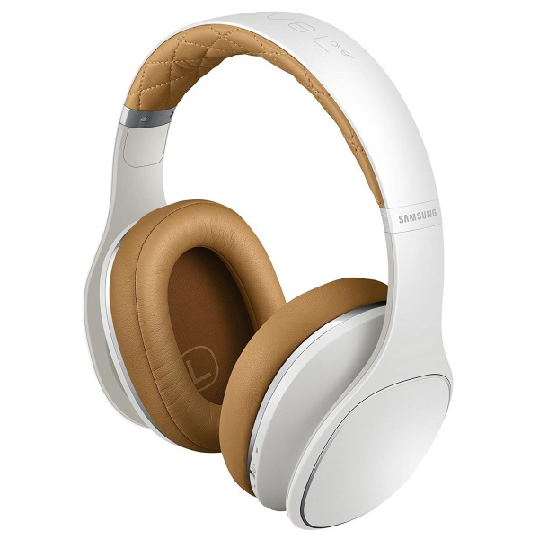 Samsung LEVEL Noise Cancelling Wireless Headphones, White
