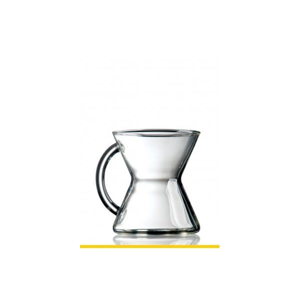 Chemex 10 Ounce Handblown Glass Coffee Mug