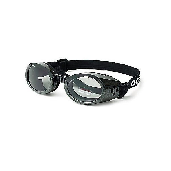 ILS Lense Dog Goggles in Black Size-See Chart Below: Large