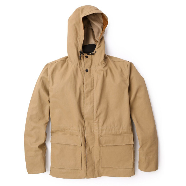 Norse Projects Men's Nunk Forest Jacket, Khaki