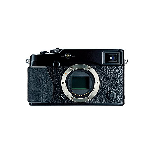 Fujifilm X-Pro1 Digital Camera (16MP) with APS-C X-Trans CMOS Sensor (Body only)