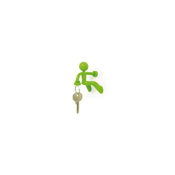 Key Pete Strong Magnetic Key Holder Hook Keys Magnet - Green (Green)