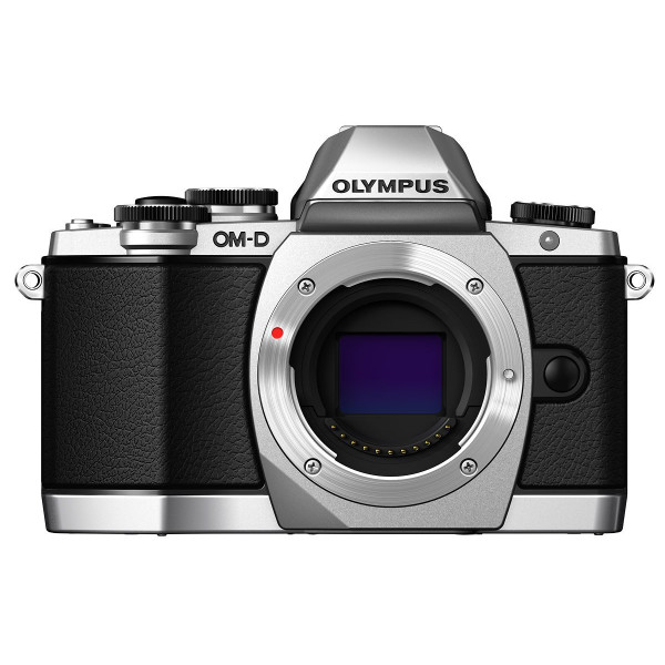 Olympus OM-D E-M10 Mirrorless Digital Camera, Body only