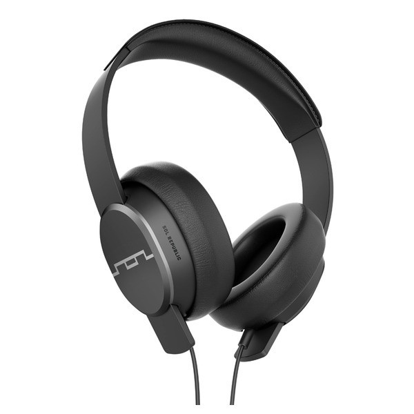 Sol Republic Master Tracks Headphones, Gunmetal