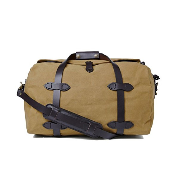"Filson Small 18"" Duffel Bag (Desert Tan)"