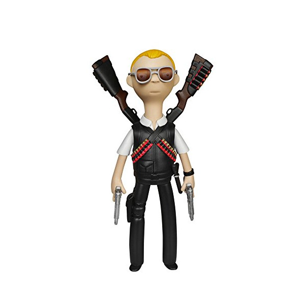 FunKo Vinyl Idolz: Hot Fuzz - Nicholas Angel Toy Figure