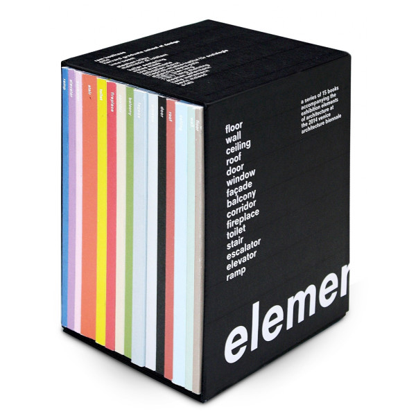 Elements: Rem Koolhaas