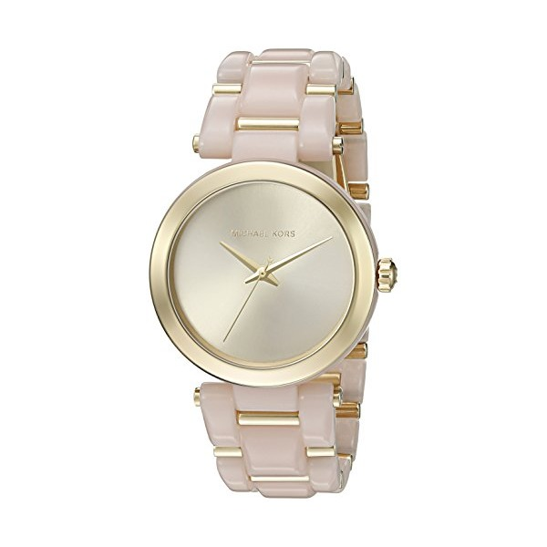 Michael Kors Women's MK4316 Delray Stainless Steel Casual Watch