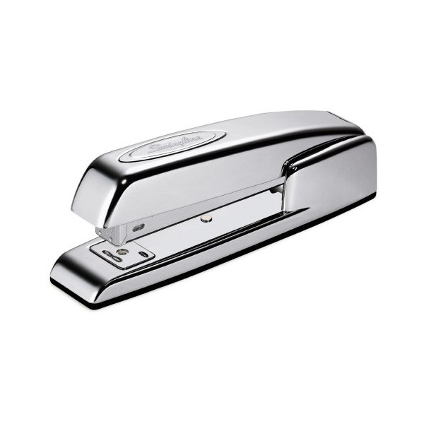 Collectors Edition Swingline 747 Polished Chrome Stapler