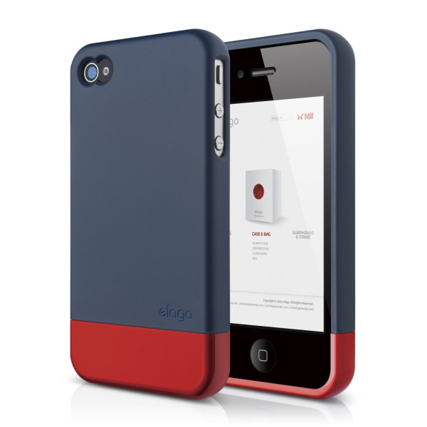 elago S4 Glide Case for iPhone 4/4S