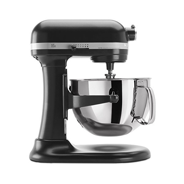 KitchenAid KP26M1XLC 6-Qt. Professional 600 Series - Licorice