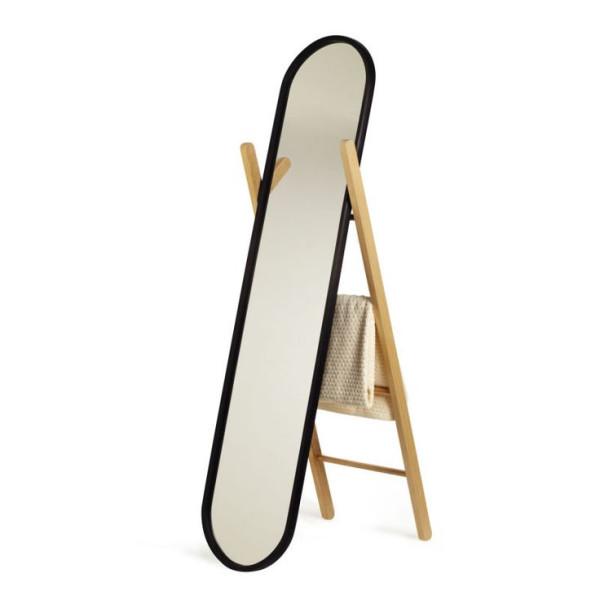 Umbra Hub Floor Mirror - 16.75 x 61.75 Inch