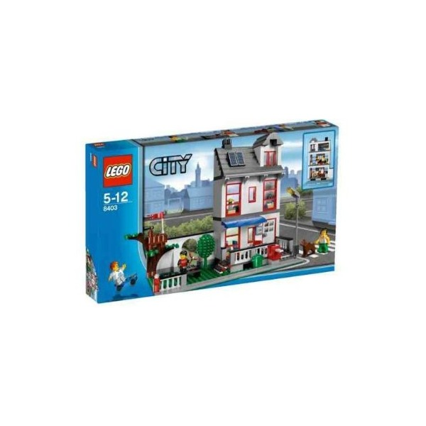 LEGO City Set #8403 City House