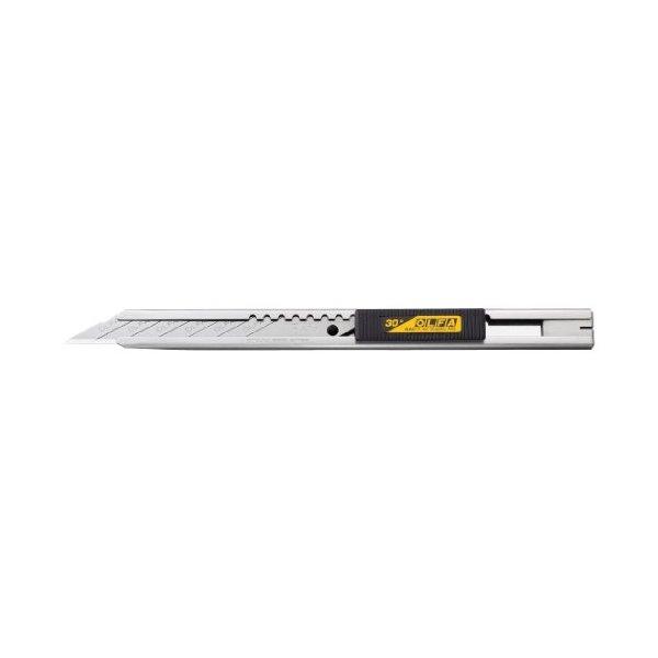 OLFA 9150US SAC-1 9mm Stainless Steel Auto-Lock Graphics Knife