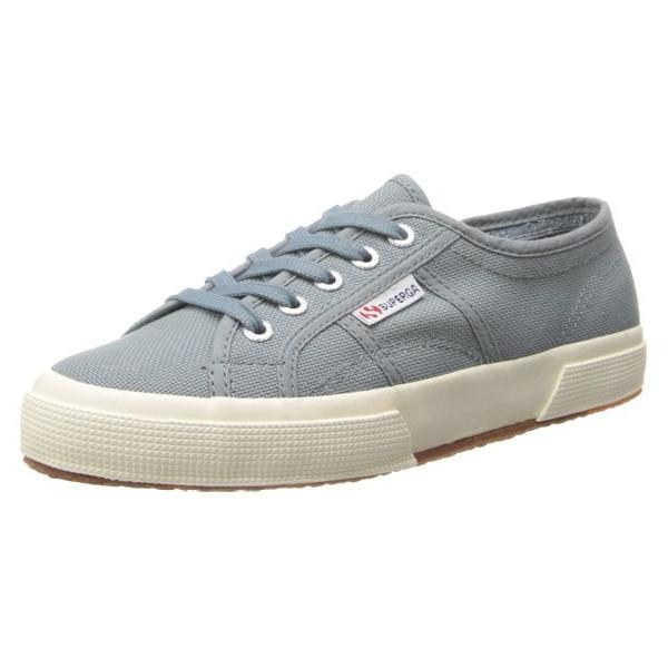 Superga Women's 2750 Cotu Slip On Fashion Sneaker,Corn Blue,39.5 EU/8.5 M US