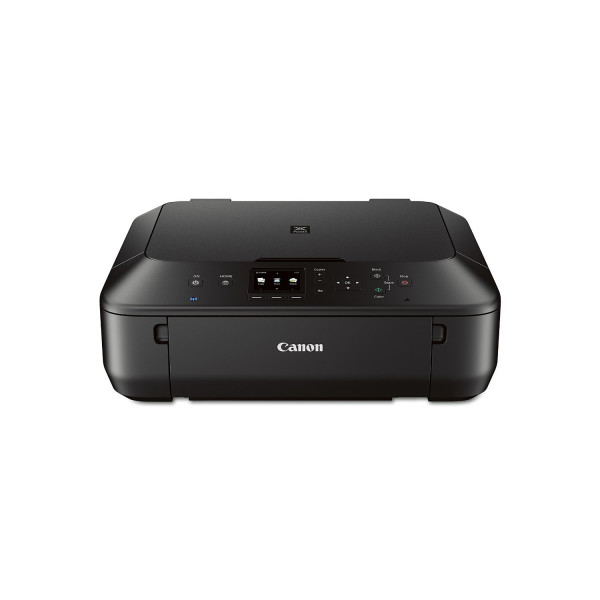 Canon Pixma PPS MG5620 Wireless All-in-one Inkjet Color Cloud Printer with Scanner, Copier and Airprint Compatible, Black
