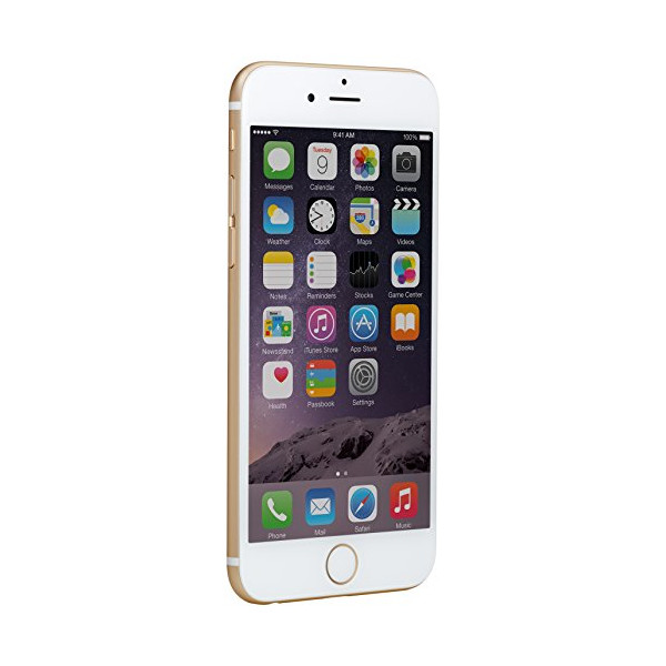 Apple iPhone 6, Gold, 128 GB (Unlocked)