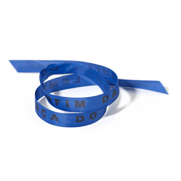 Bahia Band, Royal Blue Brazilian Wish Bracelet