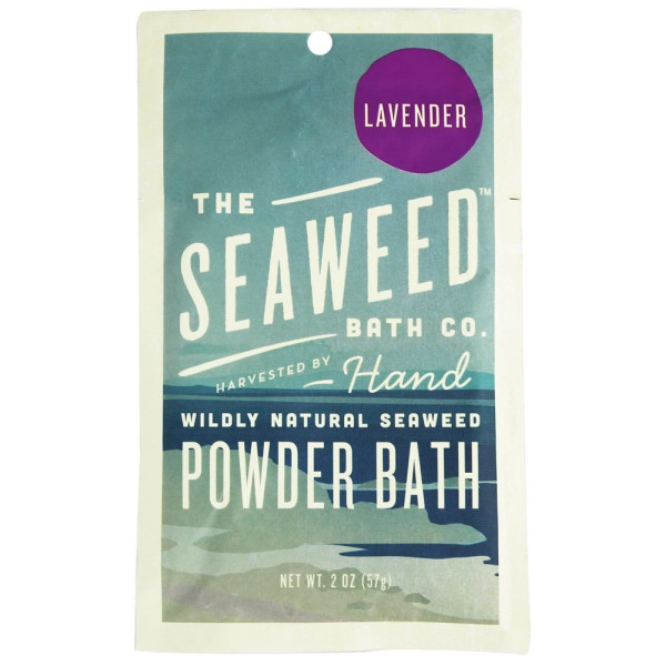 Seaweed Bath Company Wildly Natural Seaweed Powder Bath