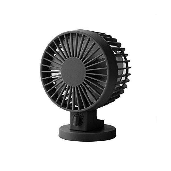 Mini USB Cooling Fan (Black)