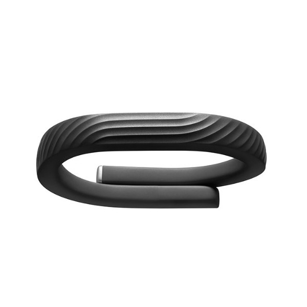 UP24 by Jawbone Large Wireless Activity and Sleep Tracking Wristband for iOS and Android - Onyx