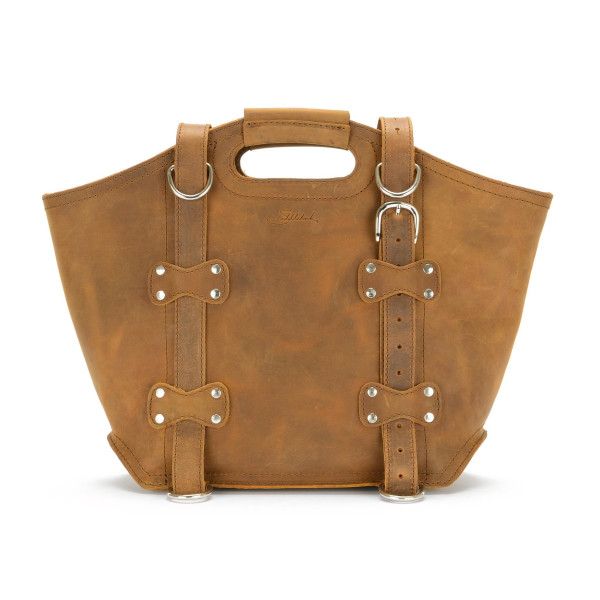 Saddleback Leather Large, Tote Bag, Tobacco