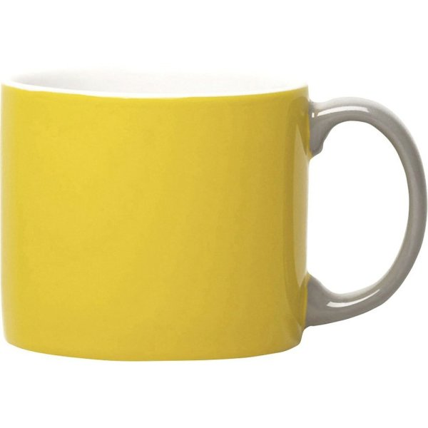 Jansen+co My Mug Espresso Mug - Yellow/Grey