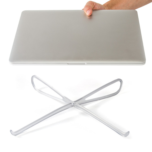 the Prop Laptop Stand